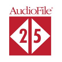 AudioFile 25 Years