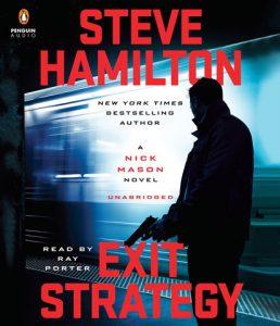 Steven Hamilton: EXIT STRATEGY