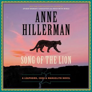 Anne Hillerman - Song of the Lion