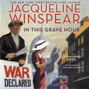 Jacqueline Winspear - In This Grave Hour