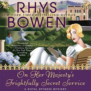 On Her Majesty's Frightfully Secret Service