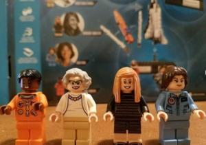 Sally Ride Lego