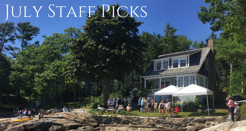 July Staff Picks