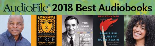 Best Audiobooks of 2018