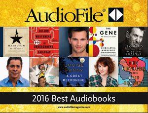 2016 Best Audiobooks