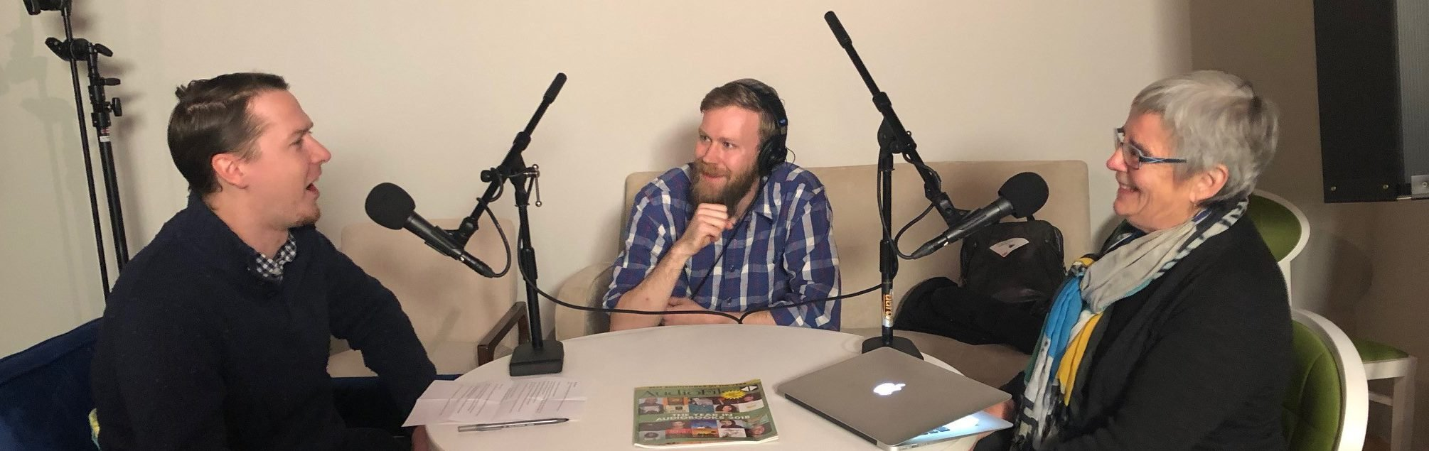 HarperPresents Recording