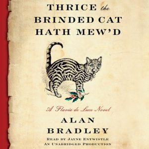 Thrice the Brindled Cat Hath Mew'd