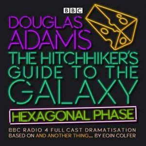 The Hitchhiker's Guide to the Galaxy Hexagonal Phase