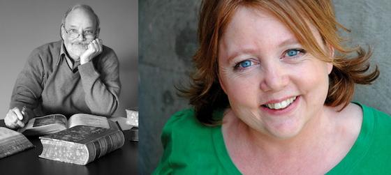 Alan Bradley and Jayne Entwistle