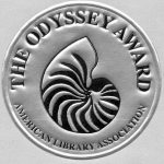 Odyssey Award Seal