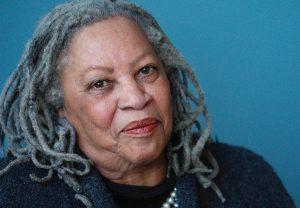 Toni Morrison by Michael Lionstar