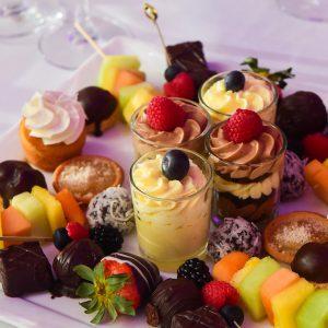 Audie Award Desserts