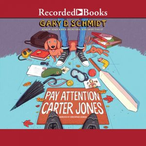 Pay Attention Carter Jones
