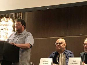Harlan Coben Panel Thrillerfest