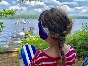 Kids Audiobooks for Summer Vacation