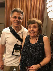 Richard Ferrone and Ellen Quint