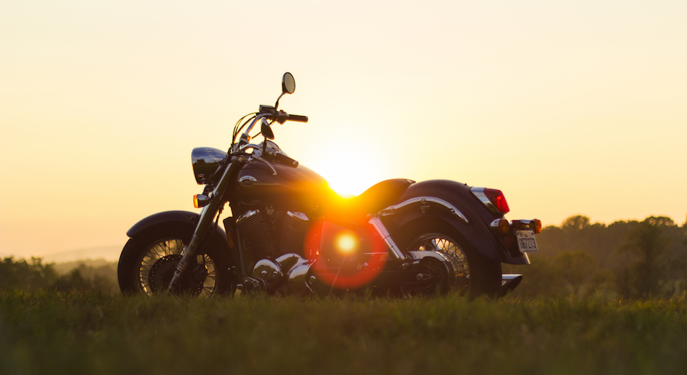 Motorcycle Romance