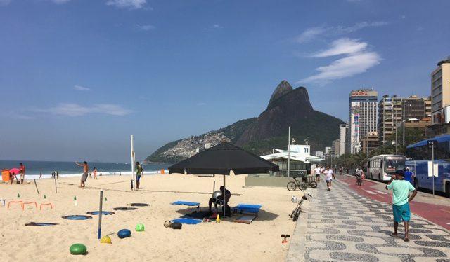 Rio Ipanema beach