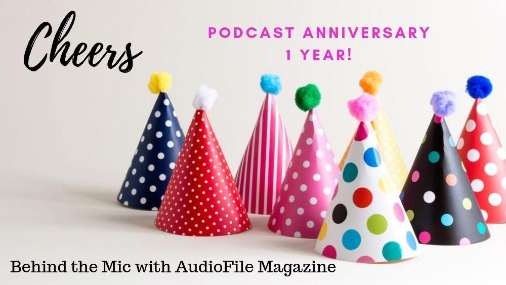 Podcast Anniversary