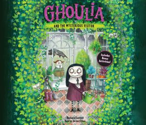 Ghoulia And The Mysterious Visitor