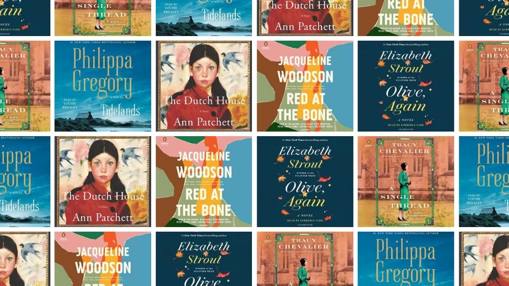 Giving Thanks New Audiobooks from 5 Favorite Women Novelists