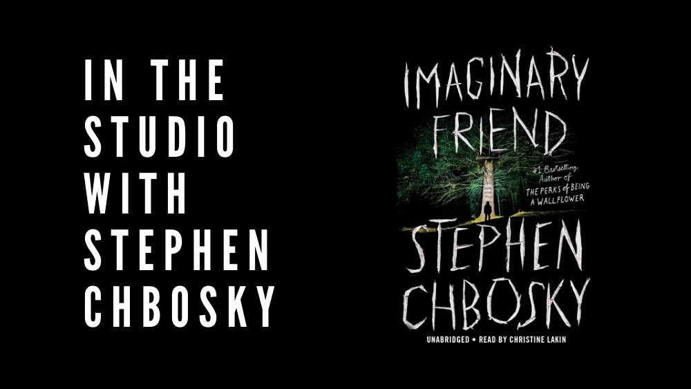 In The Studio With Stephen Chbosky