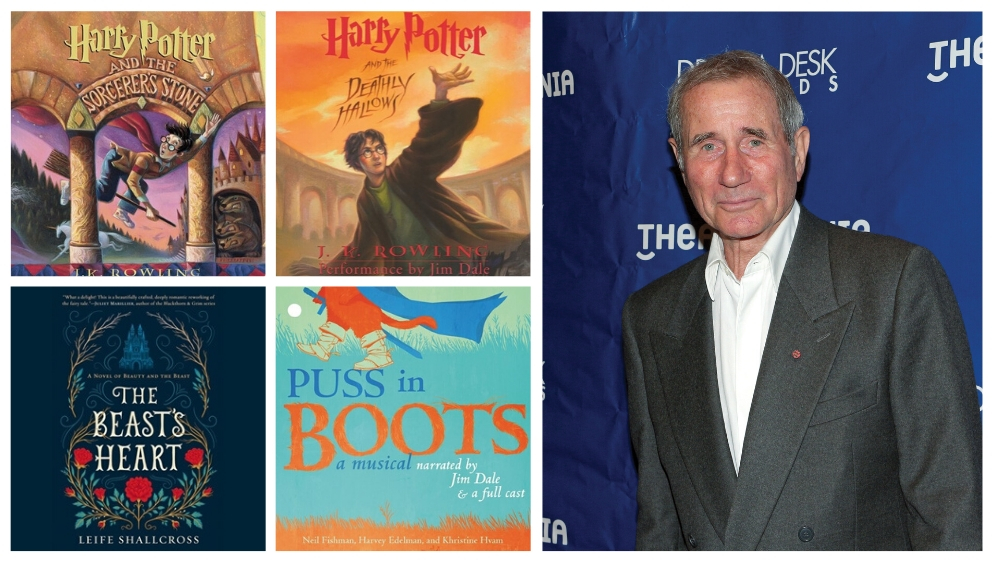 In Conversation with Narrator Jim Dale