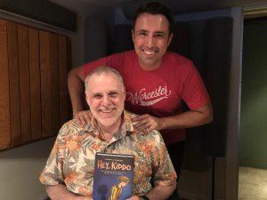 Paul Gagne and Jarrett J. Krosoczka