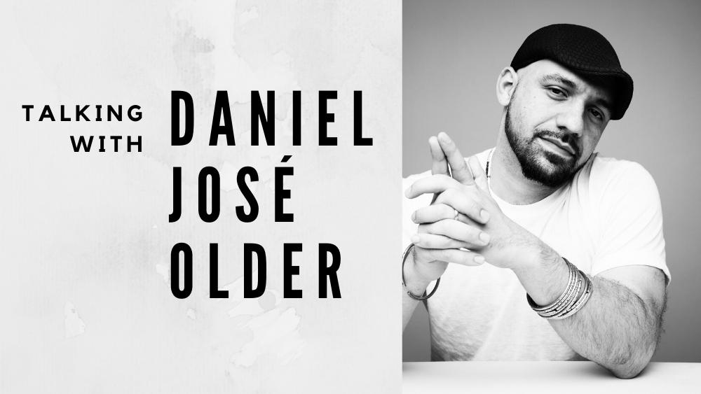 Talking with Daniel José Older