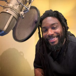 Jason Reynolds recording by Robert Van Kolken