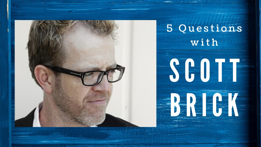 5 Questions with Scott Brick