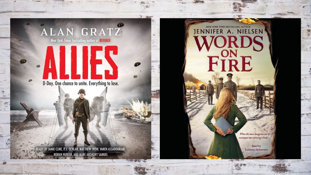 7 Historical Fiction Audiobooks for Kids and Teens
