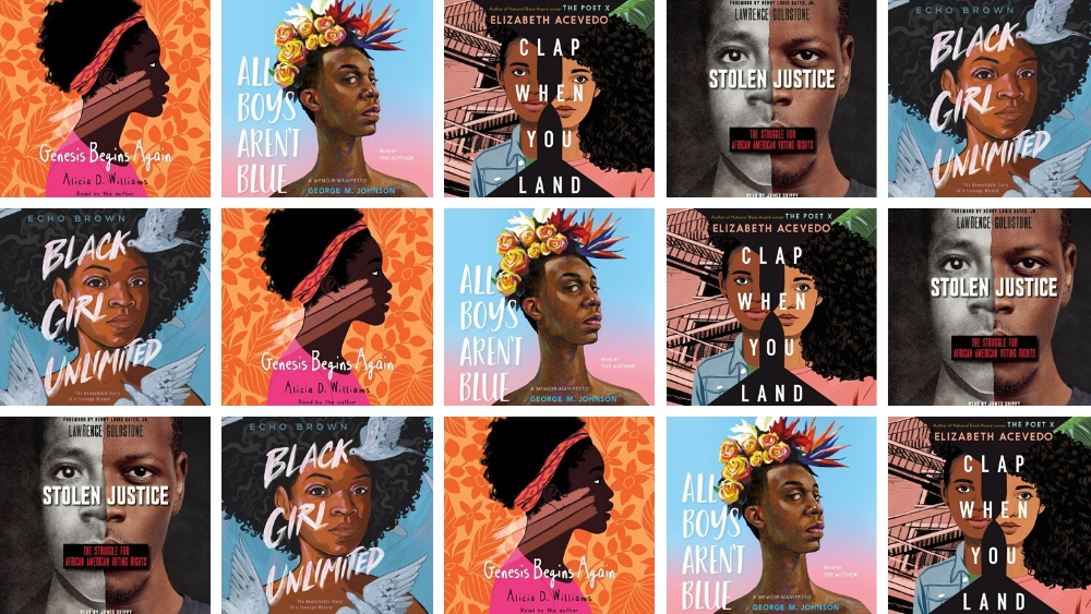 5 Young Adult Audiobooks That Center Black Lives