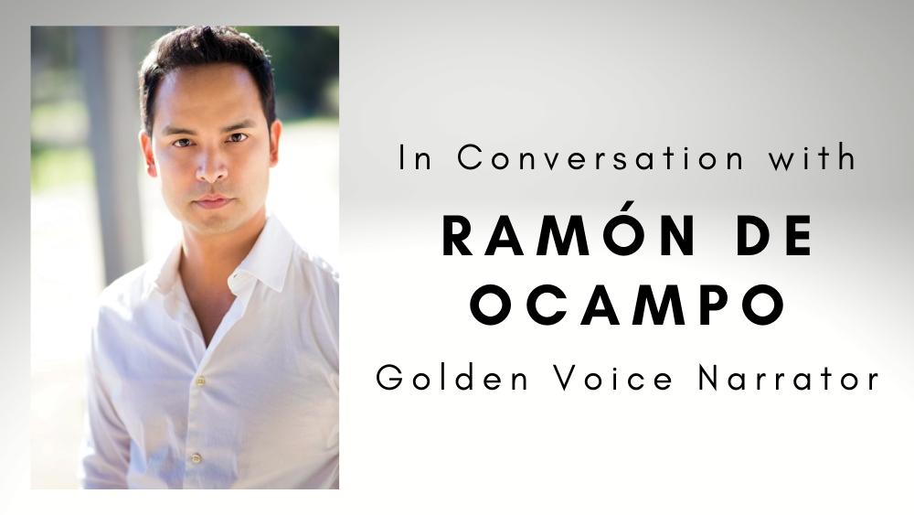 In Conversation with Ramon de Ocampo