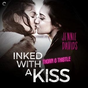 Inked With A Kiss