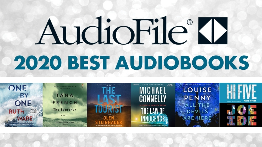 Best Mystery and Suspense Audiobooks