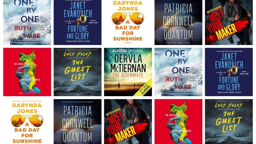 Four Favorite Female Mystery Narrators