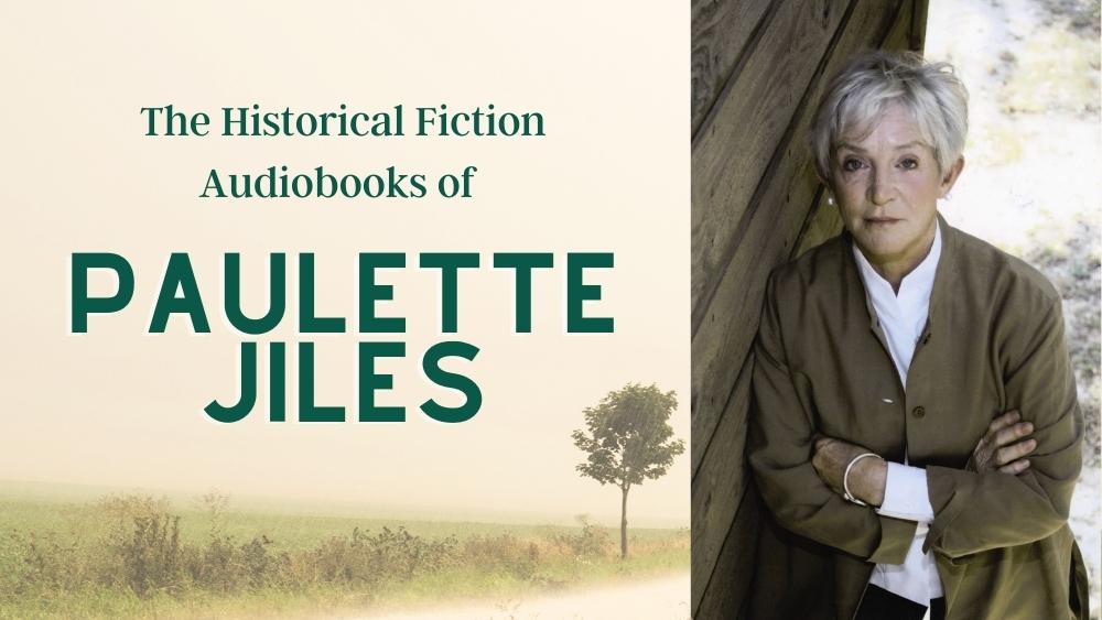 The Historical Fiction Audiobooks of Paulette Jiles