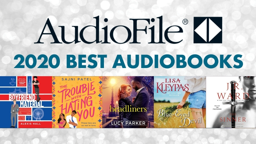 AudioFile 2020 Best Romance Audiobooks