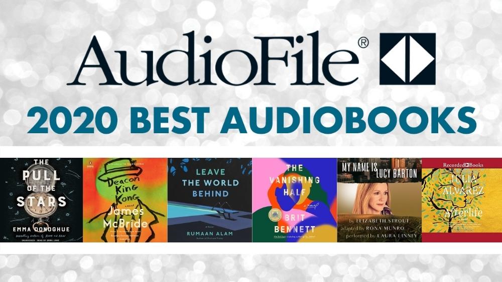 Best Fiction Audiobooks of 2020