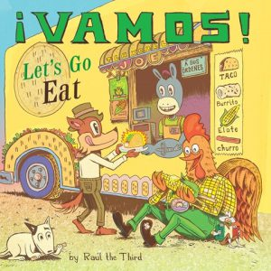 Vamos Let's Go Eat
