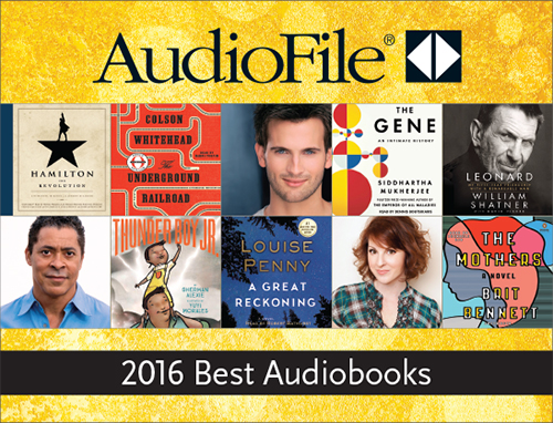 2016 Best Audiobooks