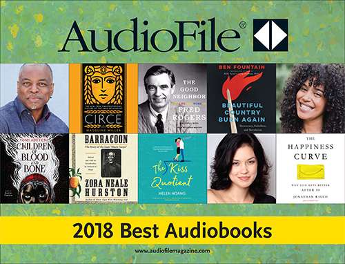 2017 Best Audiobooks