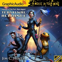 TERMINAL ALLIANCE by Jim C Hines Read by Colleen Delany and a Full Cast | Audiobook Review