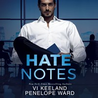 HATE NOTES by Vi Keeland Penelope Ward Read by Sebastian York Lynn Barrington | Audiobook Review
