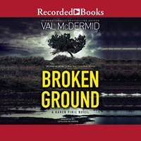 BROKEN GROUND by Val McDermid Read by Cathleen McCarron | Audiobook Review