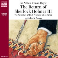 THE RETURN OF SHERLOCK HOLMES III