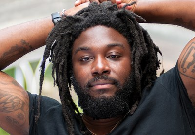 Jason Reynolds by Ben Fractenberg