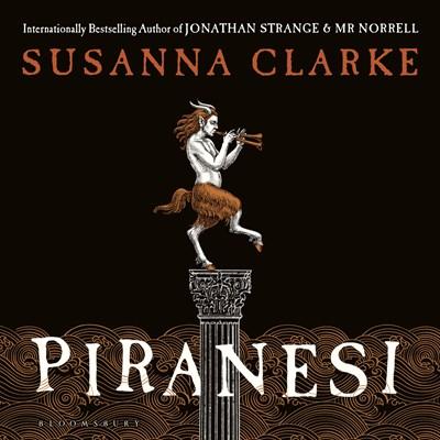 Audiobook cover: Piranesi by Susanna Clarke