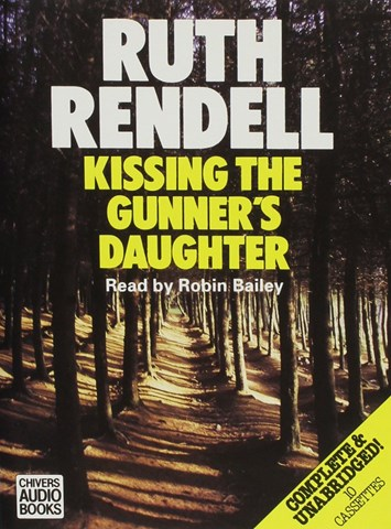 KISSING THE GUNNER'S DAUGHTER